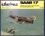 1-72-SAAB-17-WWII-Reconnaissance-Maritime-Patrol-Dive-Bomber-6-versions-