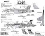 1-48-F-A-18C-2-163777-NF-300-CAG-VFA-192-W