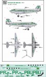 1-72-Panair-Do-Brasil-Douglas-DC-3-delivery-colors