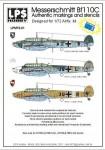 1-72-Messerschmitt-Bf-110C-2-Stab-II-ZG2