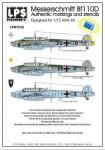 1-72-Messerschmitt-Bf-110D-Gruppenstab-ZG26-1941