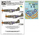 1-72-North-American-P-51D-USAAF-Camouflaged-Part-1
