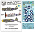 1-72-Republic-P-47D-Malcolm-Hood-Thunderbolts