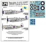 1-72-Republic-P-47D-RAF-Aluminium-Thunderbolts