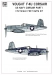 1-72-Vought-F4U-1-Corsair-U-S-Navy-Part-1