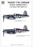 1-72-Vought-F4U-1-Corsair-part-5-U-S-Navy