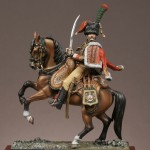 54mm-Officer-of-mounted-chasseur-of-the-guard