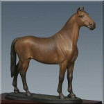 54mm-Bare-Horse