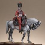54mm-Trumpeter-3th-regiment-hussars