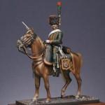 54mm-Mounted-chasseur-of-the-Guard-Tenue-de-service-dete