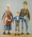 54mm-Peasent-Couple-with-Child