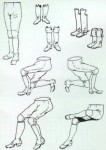 54mm-Legs-and-Boots-7-pairs-of-legs-2-pairs-of-boots