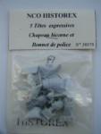 54mm-Bonnet-de-Police-and-Bicorne