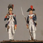 54mm-Infanterie-publicaine-1793-1796-1-Grenadier-and-1-Fusillier