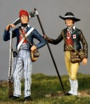 54mm-Soldats-VENDEENS-1793-2fig-