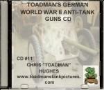 CDROM-German-WWII-Anti-Tank-Gun-Photo-Detail-CD