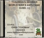 CDROM-German-WWII-Anti-Tank-Gun-Photo-Detail-CD