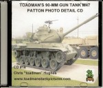 CDROM-90-mm-Gun-Tank-M47-Photo-Detail-CD