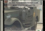 CDROM-Scout-Car-M3A1-Photo-Detail-CD-