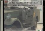 CDROM-Scout-Car-M3A1-Photo-Detail-CD-