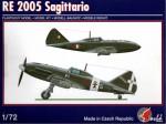 RARE-1-72-Reggiane-Re-2005