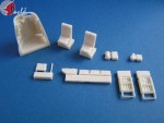 1-48-B-25B-Mitchell-nose-for-Accurate-Miniatures-Italeri