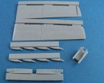 1-48-Mirage-2000D-N-5-control-surfaces-for-kit-Kinetic