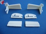 1-72-Lockheed-PV-1-Ventura-Part-1-Tailplane-and-fins-elevators-and-rudders