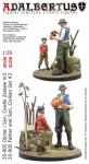 RARE-1-35-Father-and-Son-Civilians-set-2-SALE