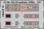1-32-F4U-1D-seatbelts-STEEL
