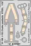 1-32-I-153-Chaika-seatbelts-STEEL