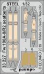 1-32-Fw-190A-8-R2-seatbelts-STEEL