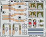 1-32-Mirage-2000D-N-seatbelts-STEEL-KITTYH