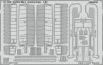 1-48-Spitfire-Mk-II-landing-flaps