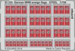 1-700-German-WWII-ensign-flags-STEEL