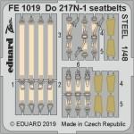 1-48-Do-217N-1-seatbelts-STEEL