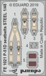 1-48-P-51D-seatbelts-STEEL