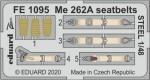 1-48-Me-262A-seatbelts-STEEL