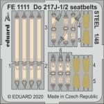 1-48-Do-217J-1-2-seatbelts-STEEL