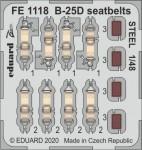 1-48-B-25D-seatbelts-STEEL