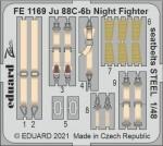 1-48-u-88C-6b-Night-Fighter-seatbelts-STEEL