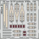 1-48-B-17F-seatbelts-STEEL
