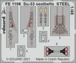 1-48-Su-33-seatbelts-STEEL