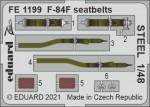 1-48-F-84F-seatbelts-STEEL