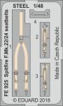 1-48-Spitfire-F-Mk-22-24-seatbelts-STEEL