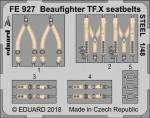 1-48-Beaufighter-TF-X-seatbelts-STEEL