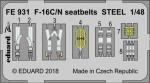 1-48-F-16C-N-seatbelts-STEEL
