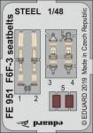1-48-F6F-3-seatbelts-STEEL