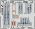 1-48-F-100D-seatbelts-STEEL