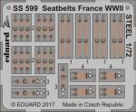 1-72-Seatbelts-France-WWII-STEEL
